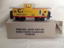 Vintage Bachman HO Train RALSTON PURINA 1984 Chessie Caboose Only With Box