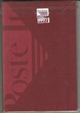 1997 Poste Italiane Folder Libretto 5 Pannelli Annata 64v + Foglietto + Busta