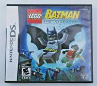 LEGO Batman: The Videogame (Nintendo DS, 2008) Tested Dsi XL 2DS 3DS Console
