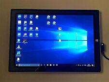 Microsoft surface 3 Tablette + clavier rouge + coque 128Go comme neuve