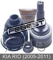 Outer Cv Joint 22X52.5X25 For Kia Rio (2005-2011)
