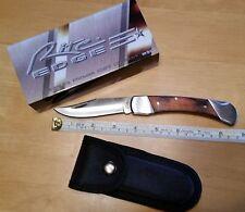 "RITE EDGE BIG JOHN 5"" LOCKBACK KNIFE with pouch"