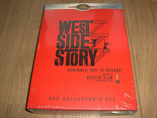 West Side Story Special Edition 2 DVDs & Scriptbuch Special Collector's Edition