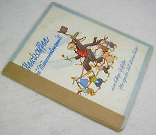 Osterkaffee bei Mümmelmanns - Bilderbuch um 1955 - Eduscho Kaffee-Werbung /D