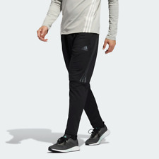Adidas Men's Aeroready 3-Stripes Cold Weather Knit Pants