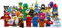 Lego Minifigures Serie 18: Festa - Party, 71021: CHOOSE YOUR MINI FIGURE!