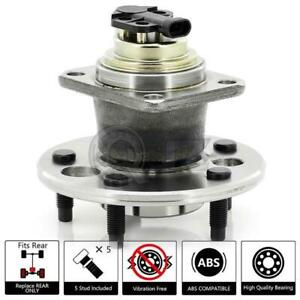 [REAR (Qty.1)] Wheel Bearing and Hub Assembly for 1991-1999 Pontiac Bonneville