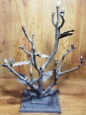 HALLMARK Marjolein-Bastin Oak Tree Birds-At-My-Window Display With Box. No Birds