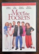 Meet the Fockers (DVD, 2005, Full Frame) Robert De Niro WORLD SHIP AVAIL!
