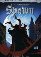Todd McFarlane's Spawn: The Animated Collection [4 Discs] (2013, DVD NIEUW)