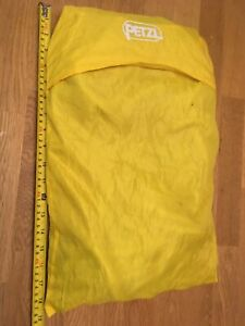 Petzl Climbing gear bag, for rope boots harness or other kit.Folding top
