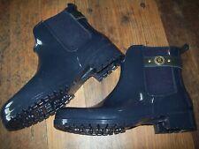 TOMMY HILFIGER Gummistiefel/Chelsea Boots/Rain Boots Gr. 39 OXLEY 13R blau NEU