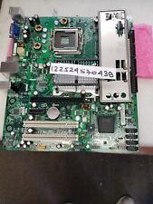 INTEL  MOTHERBOARD  SOCKET 775 PIN   MOTHERBOARD ONLY  AA D97573-206  D946GZIS