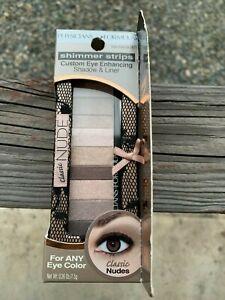 PHYSICIANS FORMULA Shimmer Strips Custom Eye Enhancing Shadow 7871 CLASSIC NUDES