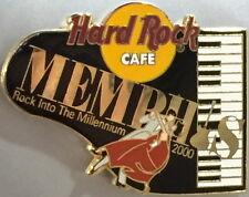 Hard Rock Cafe MEMPHIS 2000 MILLENNIUM PIN Piano w/Dancing Couple - HRC #75061