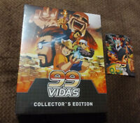 99Vidas Collector's Edition New & Sealed Strictly Limited Games PS4