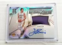 2016-17 Spectra Ivica Zubac Lakers Rookie RC Jersey Auto Clippers  /149