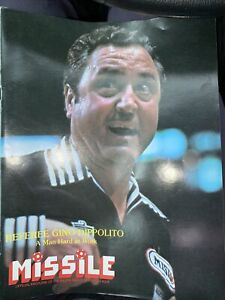 Missile Magazine of the Major Indoor Soccer League, Vol. IV, Issue 3 Referee