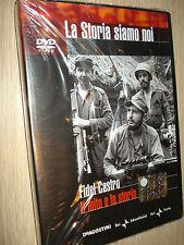 DVD N° 15 LA STORIA SIAMO NOI FIDEL CASTRO IL MITO E LA STORIA DEAGOSTINI