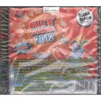 AA.VV. CD Hit Mania 2012 Sigillato 8022425207118