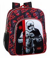Star Wars VIII The Last Jedi PREMIUM Rucksack Backpack Kids Travel School Bag
