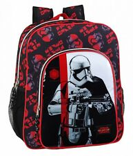 87417a5753f6 Star Wars VIII The Last Jedi PREMIUM Rucksack Backpack Kids Travel School  Bag