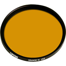 Tiffen 49mm Orange #16 Filter **AUTHORIZED TIFFEN USA DEALER**