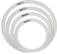 """Remo Tone Control Ring Set, 4 pc. Rem-O-Ring Pack, 12, 13, 14, 16"""", RO-2346-00"""