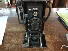 Voigtlander Avus Compur Vintage Folding Plate Camera