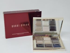 New Authentic BOBBI BROWN Caviar and Rubies Eye Shadow Palette Minor Flaw
