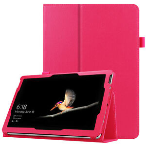 Folio Case Stand Cover For Microsoft Surface Go 10-inch Windows Tablet 2018