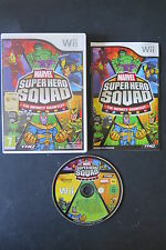 WII : MARVEL SUPER HERO SQUAD : THE INFINITY GAUNTLET - Completo, ITA ! Wii U