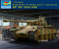 Trumpeter 1/16 00929 German Panther G Late Military Model Kit▲