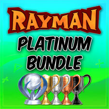 🔥 Rayman Platinum Trophée Bundle origines, legends, 3 + Plus PSN/PS3/PS4/Vita 🔥
