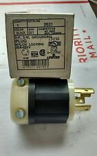 Leviton 2621 WP 20A 250V 3 phase 4Wire Male Connector End Cord
