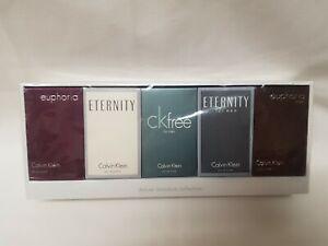 Calvin Klein Miniature Fragrances For Men And Woman BNIB