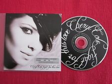 CD SINGLE CHERYL COLE FIGHT FOR THIS LOVE