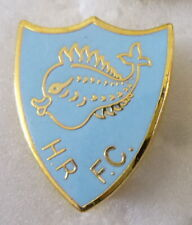 H.R.F.C. Enamel Pin Badge ANGLING Hantu Rawa Fishing Community