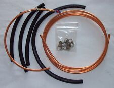 Rubber and Copper Fuel Pipe Kit For 1275 Ausint Healey Sprite & Midget FPK1275