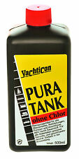 Yachticon Pura Réservoir sans Chlore 500 G Wassertankreiniger Désinfection