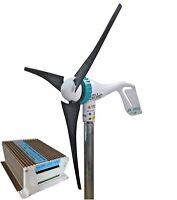 Generador de Viento 12v 24v + Controlador Carga Hybrid Para Solar,Istabreeze