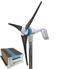 WINDGENERATOR, 12v, 24v + Laderegler Hybrid f. Solar, IstaBreeze® WIND TURBINE