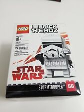 Lego 41620 Star Wars Stormtrooper Brickheadz Brand new sealed