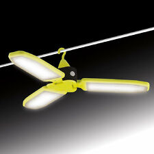 SECUR   Folding Solar Lantern, Collapsible Solar Powered LED Lantern