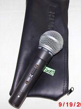 SHURE SM58 MIKROFON, hervorragendes Gesangsmikrofon, dynamisch; Niere (T00083)