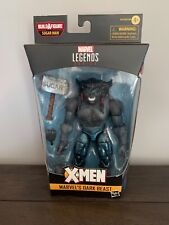 "Marvel Legends X-Men DARK BEAST Sugar Man BAF Hasbro 6"" Figure"