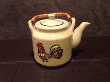 Otagiri Original Teapot Made in Japan Handpainted Vintage-New-Rooster design
