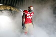 {24 inches X 36 inches} Patrick Willis Poster #2 - Free Shipping!