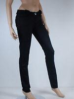pantalon slim noir femme SESSUN  taille T 36 modele ginza