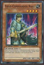 3x Yugioh YS11-EN018 Field-Commander Rahz Common Card